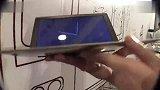 超薄笔记本华硕 UX21真机