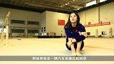 一字马女神鲍雨晴谈宝沃BX7