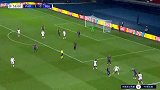 第38分钟RB莱比锡球员海达拉射门 - 被扑
