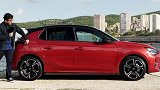 欧宝Corsa GS-Line采用了最新的家族式设计