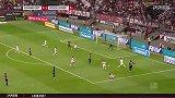 第86分钟法兰克福球员帕西恩西亚进球 法兰克福2-1杜塞尔多夫