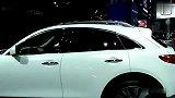 2014英菲尼迪QX70 3,7 (FX37)纽约车展内外实拍