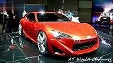 丰田Scion FR-S概念车亮相洛杉矶车展