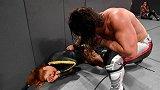 RAW第1363期:混双淘汰赛 罗林斯&贝基VS安德拉德&泽林娜
