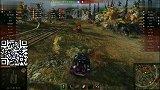 【坦克世界欧战天空】重坦三剑客IS-7、215B、VK7201