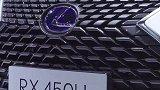 雷克萨斯RX450HL,外观设计理念真的好
