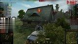 【坦克世界欧战天空】D系双枪IV WT与蟋蟀15