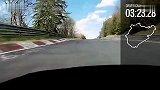 8分19.47秒 霍顿VF Ute创造纽北皮卡记录