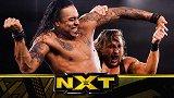 NXT第530期:邓恩鏖战普利斯特 斯特朗激怒总经理瑞格