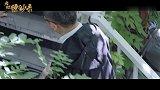 《九州缥缈录》造型花絮:刘昊然华族清新,蛮族气势十足