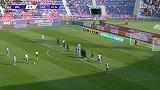 第37分钟拉齐奥球员米林科维奇·萨维奇射门 - 被扑