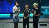 2017全球总决赛八强赛LZ vs SSG赛后采访CROWN
