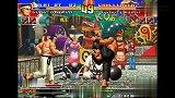 拳皇97:KY门怎么最后一击给对手下跪了