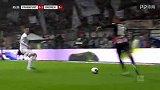 第46分钟法兰克福球员帕西恩西亚射门 - 被扑