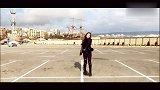 保加利亚X-plosion小姐姐 舞蹈模仿 SF9《O Sole Mio》