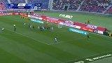 第15分钟拉齐奥球员米林科维奇·萨维奇射门 - 打偏