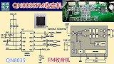 收音机模块原理与维修,QN8035收音机应用电路详解,引脚功