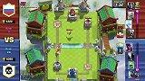 《部落冲突:皇室战争》巅峰对决 綠盒子 R24 VS AY R3 强攻阵型