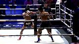 精彩瞬间:错失反攻良机,夏成林被对手击腹KO