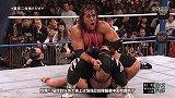 WWE-18年-RAW第1298期:三对三组队赛 米兹明星伙伴VS罗林斯&巴洛尔&杰夫哈迪-单场
