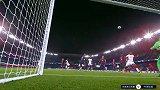 第12分钟RB莱比锡球员于帕梅卡诺射门 - 被扑