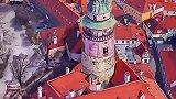 捷克ck小镇,被誉为现实中的童话镇,被联合国列为世界文化和自然双重遗产