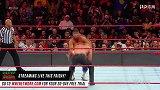 WWE-18年-单打赛 山姆森VS鲁德集锦-精华