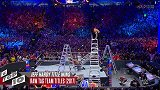 WWE-18年-杰夫哈迪十大夺冠时刻 世界末日大赛赢取艾吉WWE冠军-专题