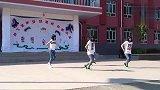 挂兰峪中学 青春修炼手册舞蹈 表演者:SJQ,SJX,LJ,ZJY