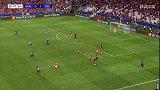 第78分钟RB莱比锡球员维尔纳进球 本菲卡0-2RB莱比锡