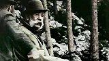 弗朗茨约瑟夫打猎时获知弗朗茨斐迪南遇刺时,面无表情