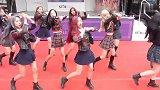 宇宙少女最新回归曲《sa.ve me sa.ve you》首次公开舞台,超美!