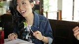 全球最新鲜的食物! 音乐人曲婉婷在美丽的加拿大温哥华