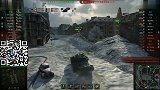 【坦克世界欧战天空】C系三英121、wz120、113