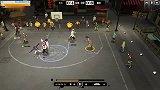 【荔枝解说第11期】自由篮球视频——双PF的2T队碰上拳头2G队