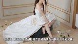 IU最新杂志写真曝光 穿拖地长裙秀白皙美腿 黄子韬都动心了?