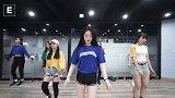 E舞室帅气长发欧尼JINYOUNG编舞五美BO(BOSS)