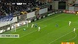 乔纳森·大卫 欧联 2019/2020 根特 VS 罗马 精彩集锦