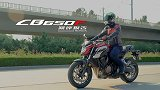 本田 Honda CB650F 测评报告