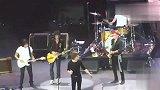 杰夫-贝克助阵滚石乐队成立50周年现场
