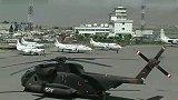 实拍德国CH-53重型直升机