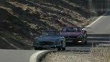 小两口的浪漫约会 2013款奔驰SL500和300SL