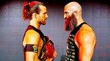 NXT第548期十佳镜头:梦娘威胁斯特朗家人 恰帕科尔约战接管大赛