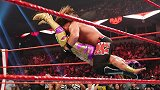 RAW第136期:组队赛 OC俱乐部VS卢卡家族