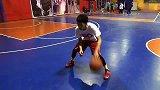 街球-14年-ISO BASKETBALL TRAINING赵强篮球技巧训练-专题