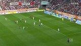 第53分钟法兰克福球员帕西恩西亚射门 - 打偏