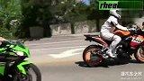 摩托车之家-川崎 Ninja 300 SE&本田CBR 250R速度PK