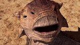 恐龙王:八百度回忆起自己的女友花骨朵!是一头特美的凌齿龙