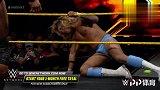 WWE NXT461:EC3对战Kona Reeves