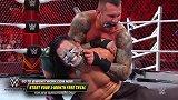 WWE-18年-2018地狱牢笼大赛:地狱牢笼赛 杰夫哈迪VS兰迪奥顿集锦-精华